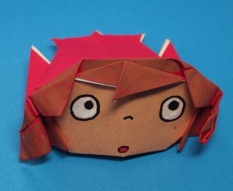 ハート 折り紙:ジブリ 折り紙 折り方-vongi.blog72.fc2.com