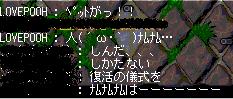 (*´・ω・).・∵ ブフォーッ
