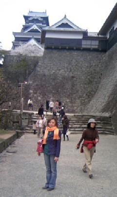 090329熊本城と私