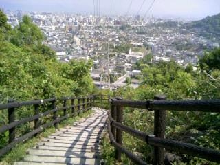 0904石神山階段