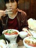 チョモラン麺