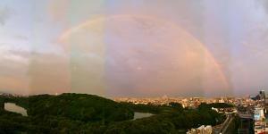 虹-仁徳陵