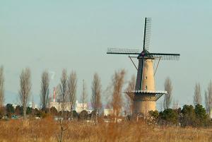 風車「もずの夢」