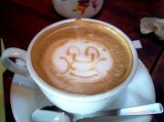 アンパンマン on the cafe