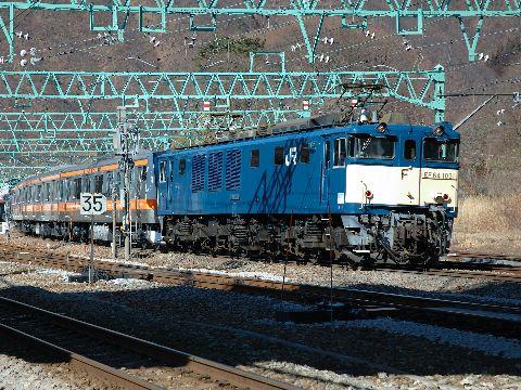 E233系回送(その2)