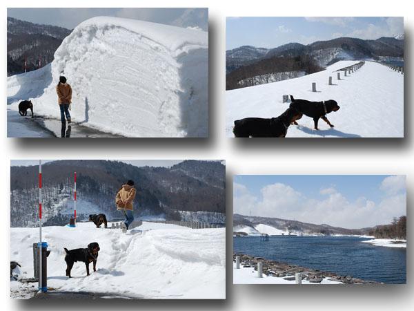 雪遊び21