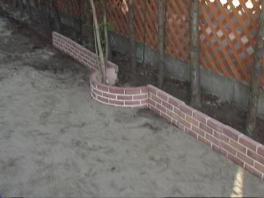 庭~花壇作り~
