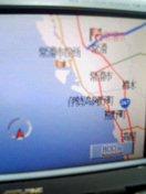 単にカーナビの地図情報が古くて対応していないだけですけど…。