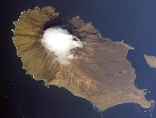 サリチェフ火山