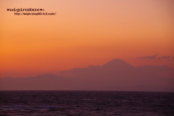富士山が観えるなんて初めて知ったよ!