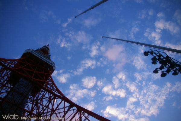 *雲とタワー☆*