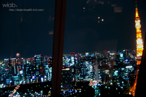 東京タワーがキレイに観えます☆ ほどよい距離♪ 次はレストランを利用する予定。