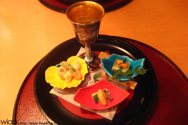 天ぷらとかいろいろ。