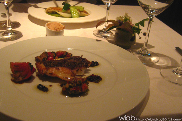 魚料理☆ 美味しかった。