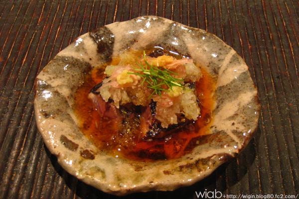 秋刀魚のレア状のもの♪ めちゃ美味い!!