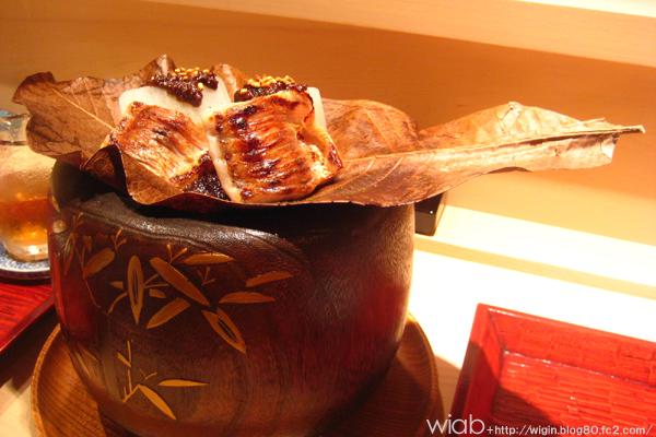 なんだったっけこれ。。 白身魚なんだけど、名前忘れちゃったなぁ~  味噌に絡めて美味しかった。