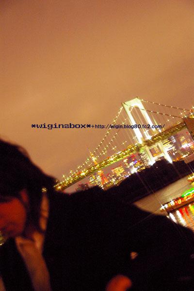 横浜とどっちがキレイかなぁぁ