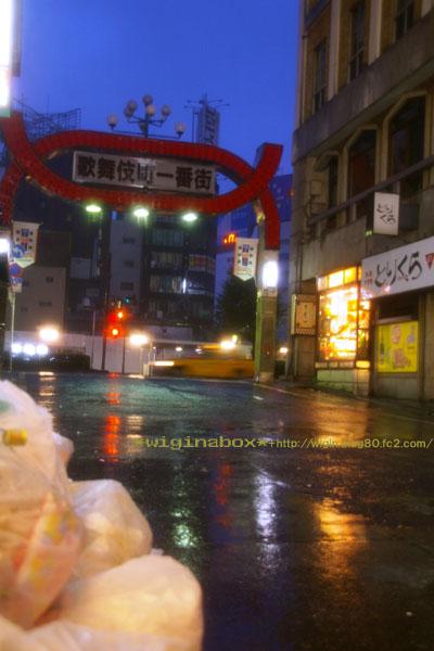 傘持ちありがとう。