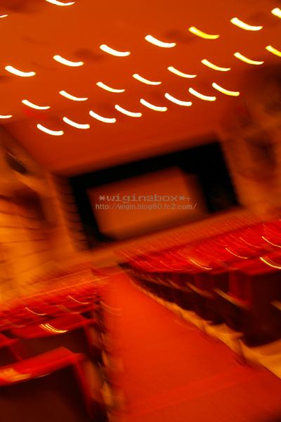 映画は左から観るのが好きです。