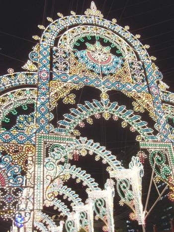 ルミナリエ2008_1
