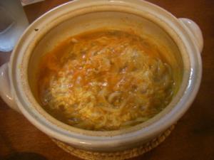 キムチ鍋3