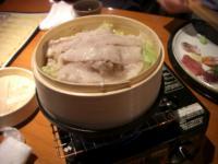 蒸しセイロ定食1
