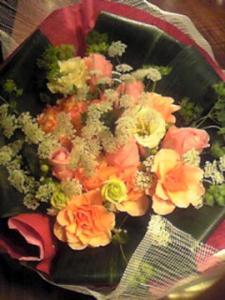Uちゃんのお花