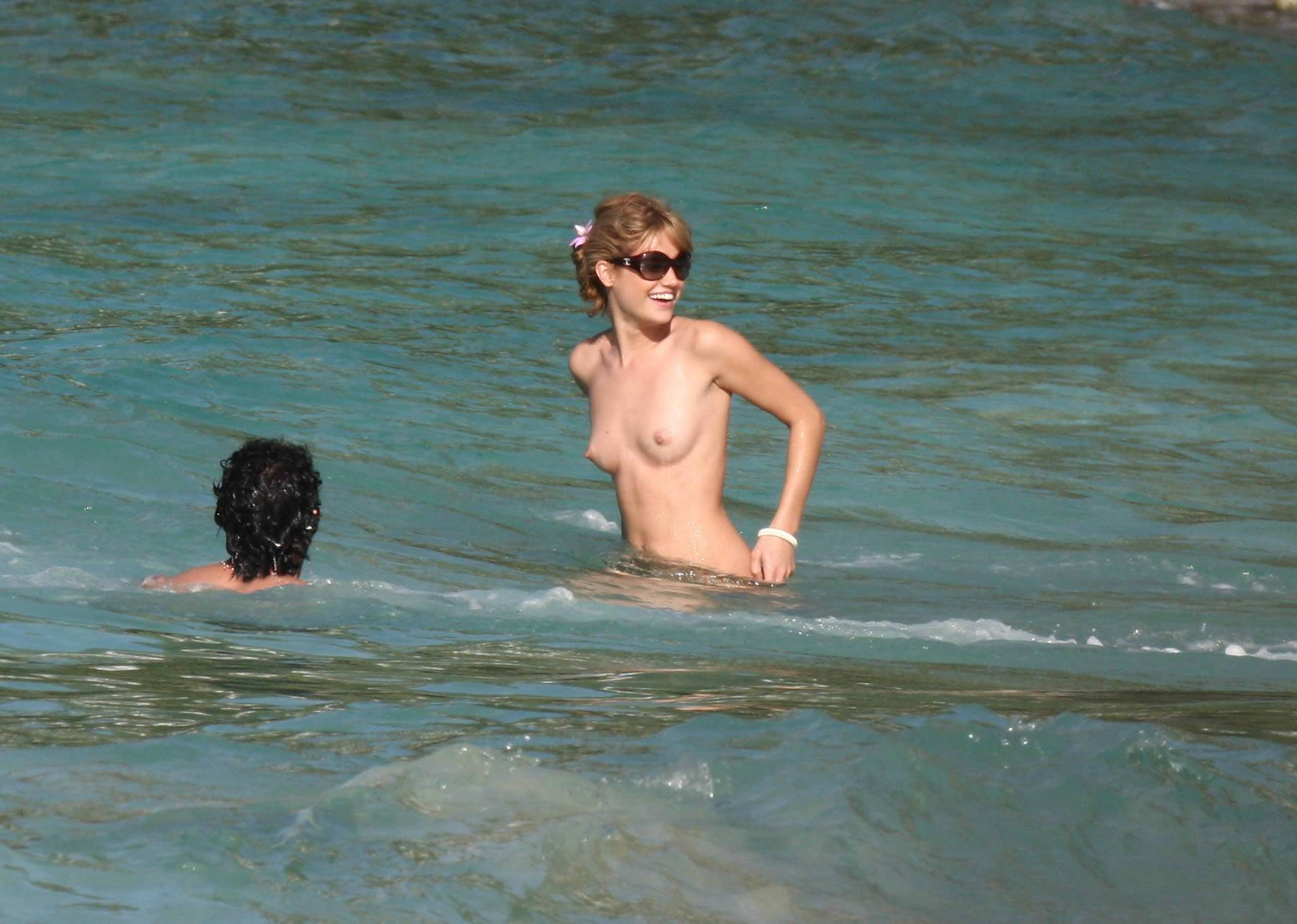 Julie Ordon Topless News