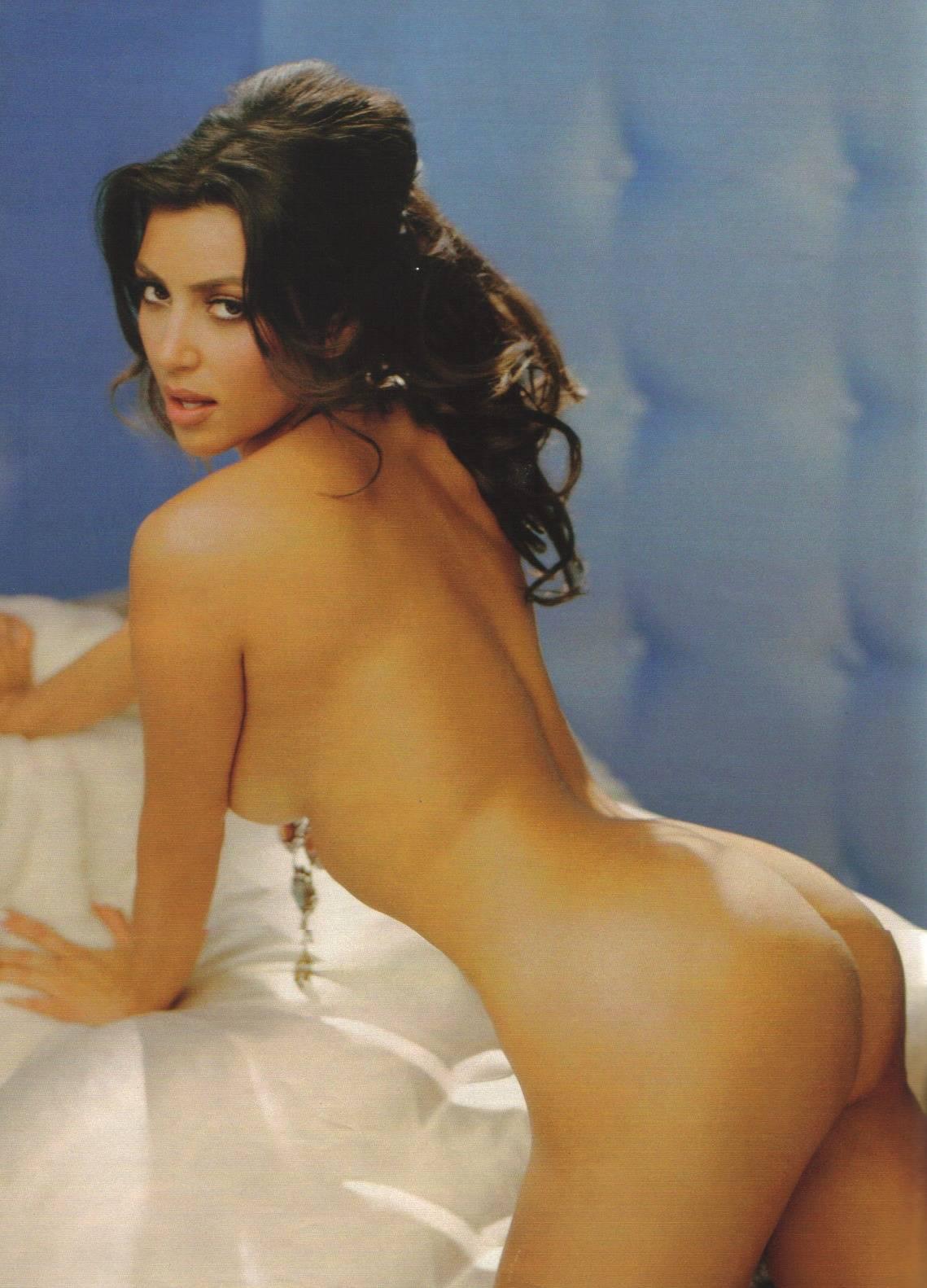 Hot nude pictures of kim kardashian