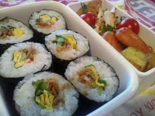 巻き寿司。