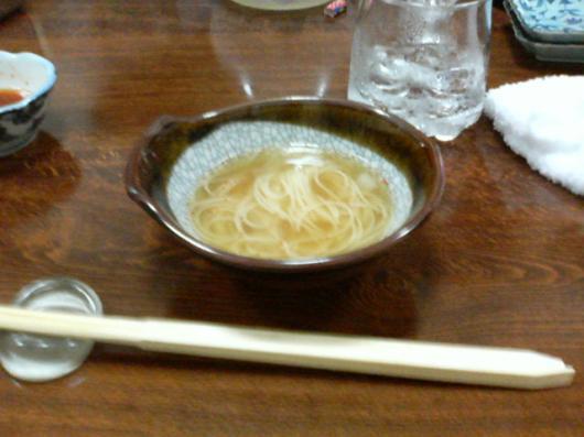 寿し幸(鱧鍋)