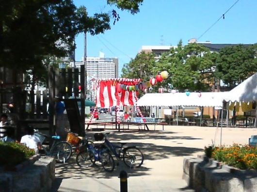 鷹取の祭り