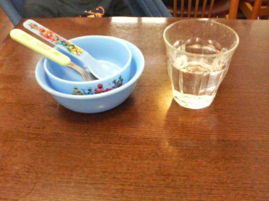 洋食の朝日(気配り)