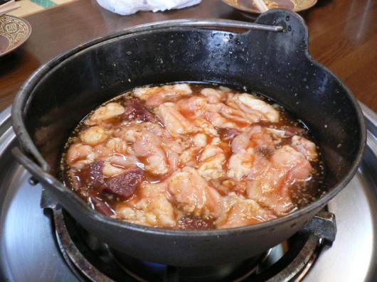 しぶ珍(モツ鍋)