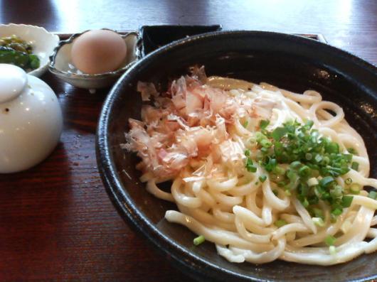 いけや食堂(釜玉)