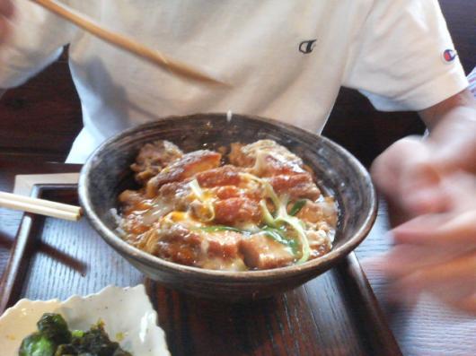 いけや食堂(カツ丼)
