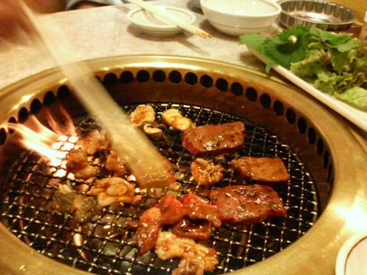 ポッサムチプ(焼焼)