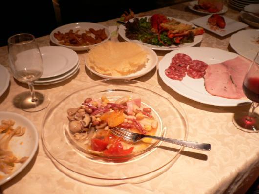 チーズを食い尽くす会(料理2)