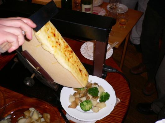 チーズを食い尽くす会(ラクレット2)