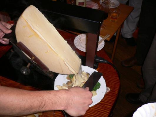 チーズを食い尽くす会(ラクレット3)