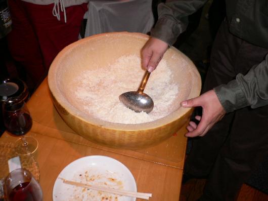 チーズを食い尽くす会(リゾット1)