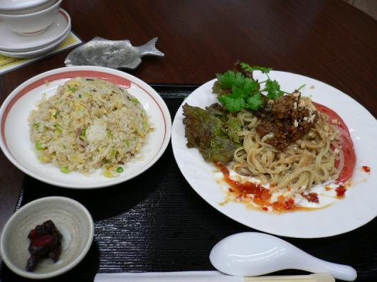 海月食堂(冷製坦々麺)