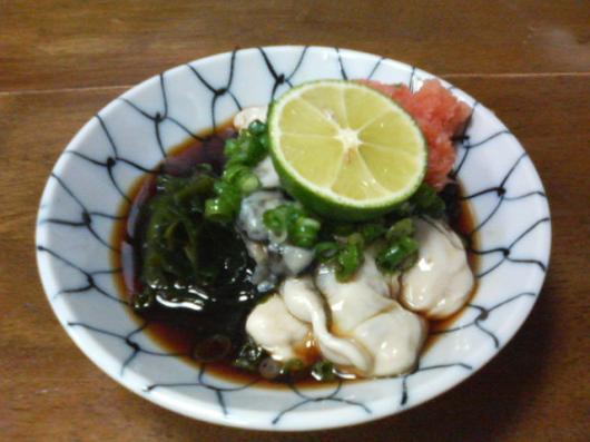龍力(酢牡蠣)