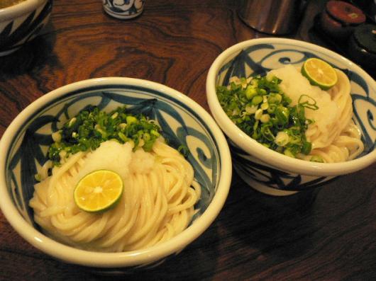 讃松庵(生醤油と大)