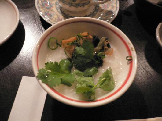 海月食堂(中華粥)
