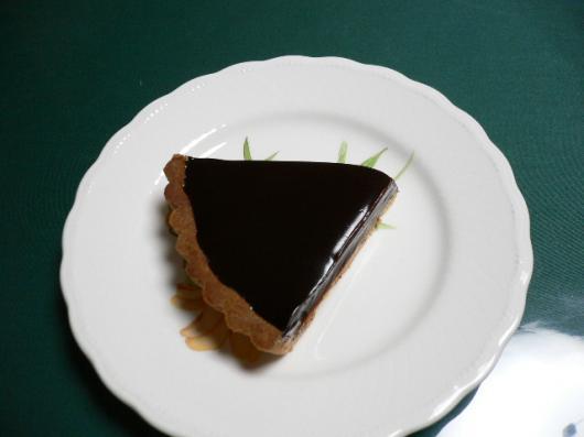 チョコレートタルト2