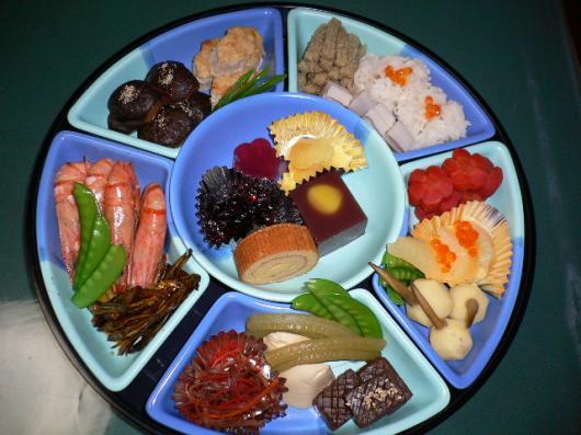 2006おせち料理