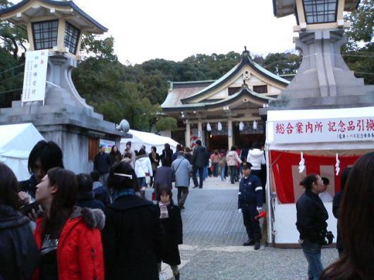 初詣(入口)