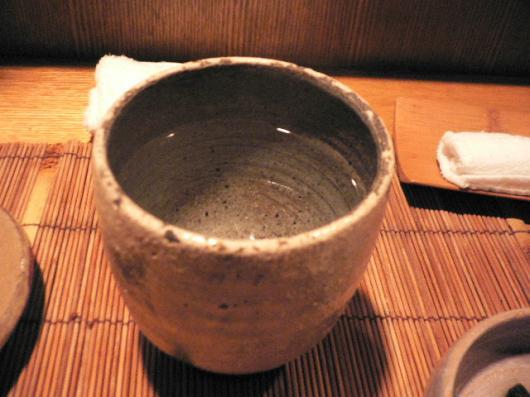 山葵(お湯割)