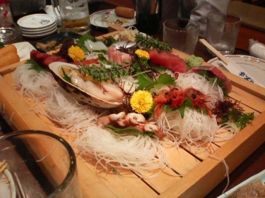 日本海(刺身)